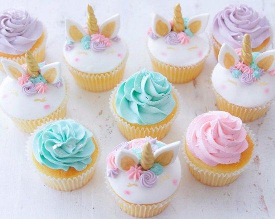 edible-unicorn-cupcake