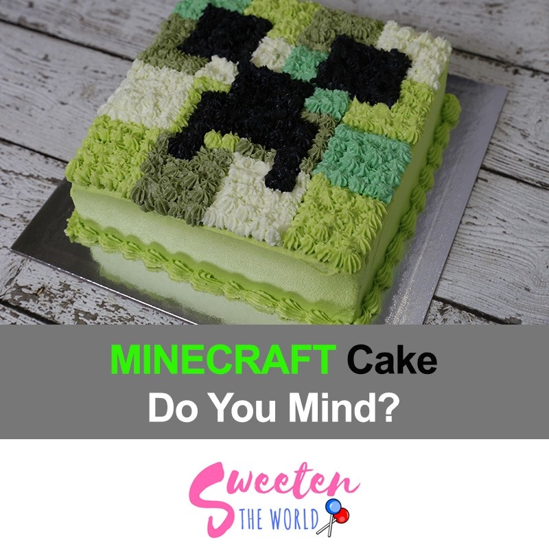 how-make-minecraft-birthday-cake