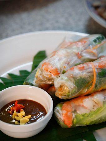 Vietnamese Spring Roll Recipe – Gỏi Cuốn Việt Nam