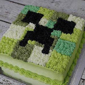 Do You Mind How To Make A Minecraft Birthday Cake