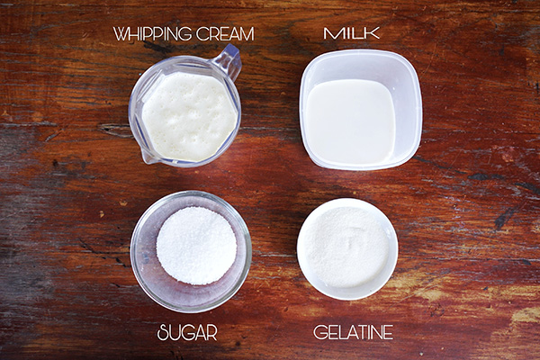 panna-cotta-ingredients