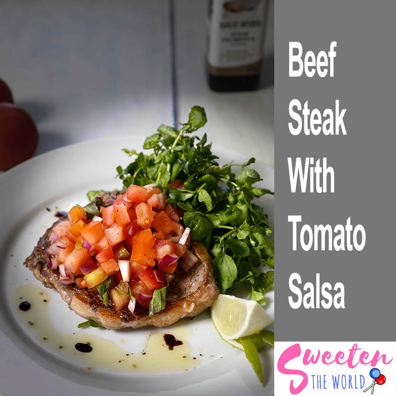 beef-steak-with-watercress-and-tomato-salsa