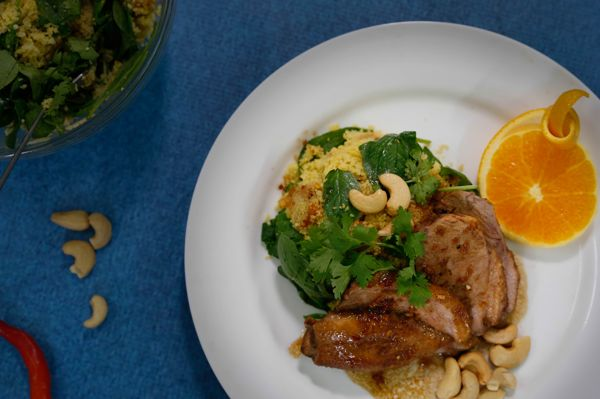 duck-breasts-with-couscous-salad