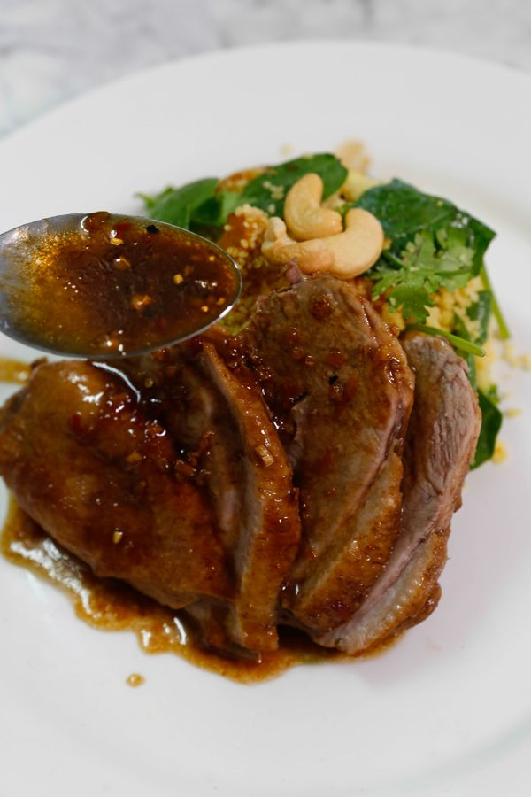 enjoy-duck-breast-on-couscous-salad-meal