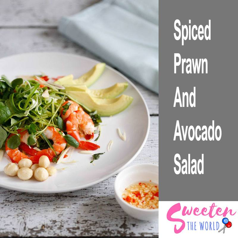 prawn-and-avocado-salad