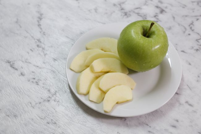 sliced-apple