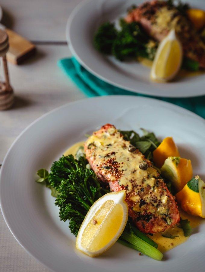 whole-grains-mustard-salmon-recipe
