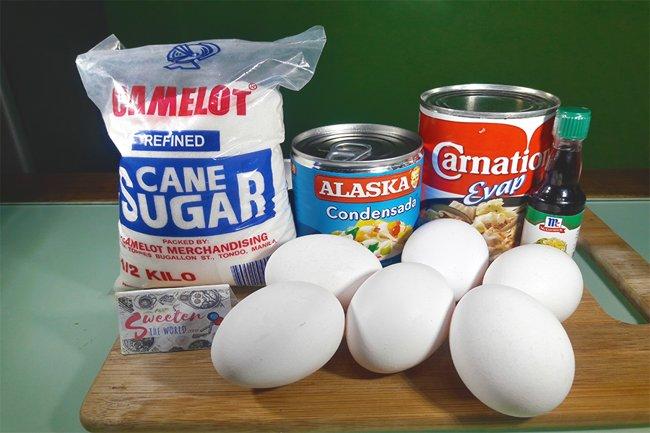 leche-flan-ingredients