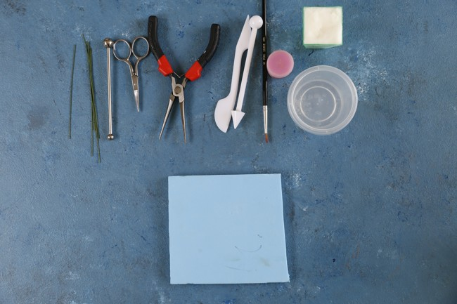 Tools For Gumpaste Pulled Flowers