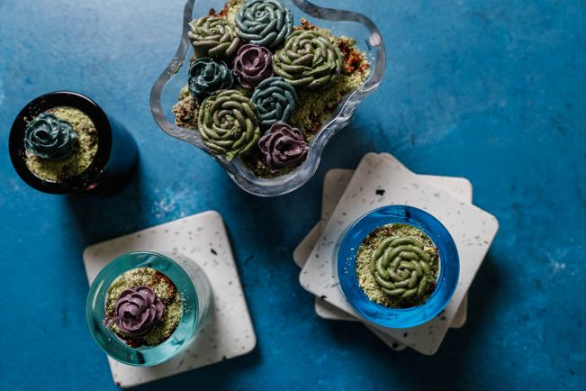 succulents-with-buttercream