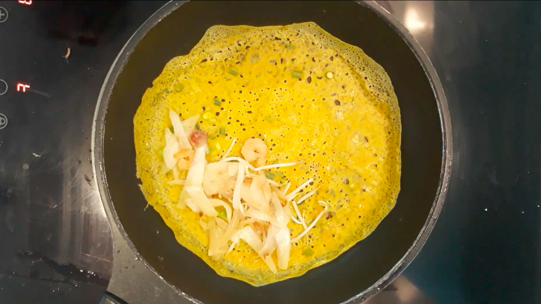 Pancake is done